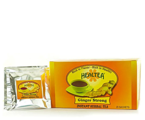 Healtea Ginger Strong
