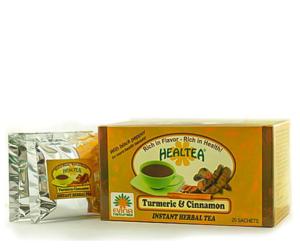 Healtea Turmeric & Cinnamon